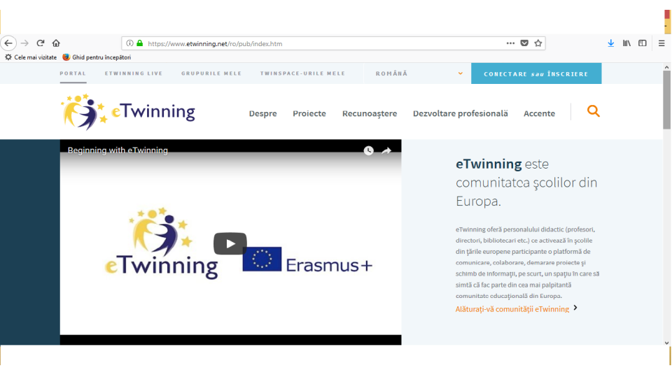 etwinning print screen